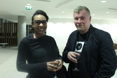 Cyrielle and Leap Films producer Lucia Evans