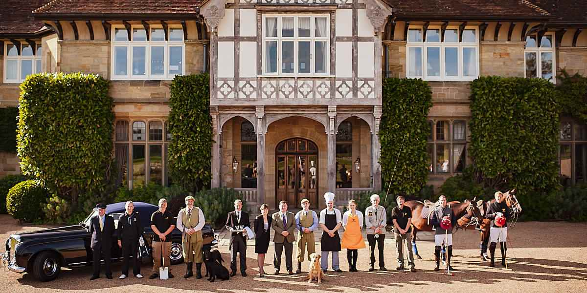 Cowdray House line up