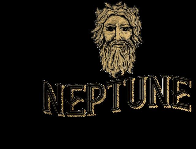 Neptune Rum Logo